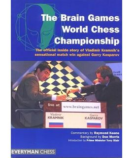 Brain Games World Chess Championship by Keene, Raymond