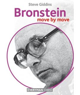 Bronstein: Move by Move - Steve Giddins