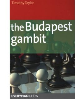 Budapest Gambit, The  by Taylor, Timothy