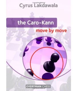 Caro-Kann Move by Move, The by Lakdawala, Cyrus