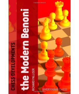 Chess Developments: The Modern Benoni by Palliser, Richard