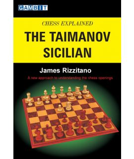 Chess Explained: the Taimanov Sicilian - Rizzitano