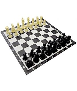 Chess set outdoor small - king height 200mm