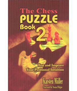 ChessCafe Puzzle Book 2 - Karsten Muller