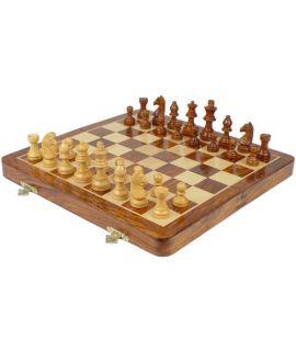 Chess travel set 15 x 30 cm