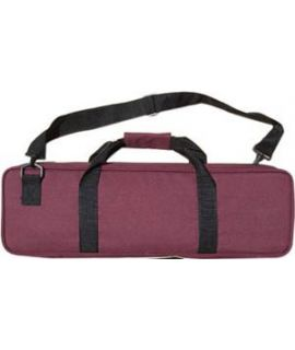 Chess bag medium - burgundy