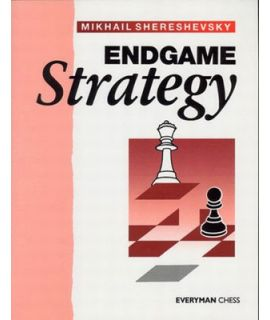 Endgame Strategy  by Shereshevsky, Mikhail