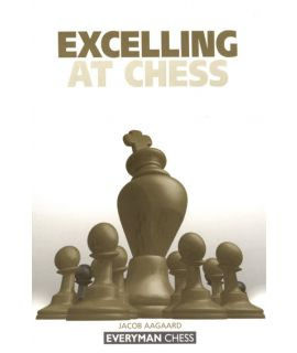 Excelling at Chess by Aagaard, Jacob