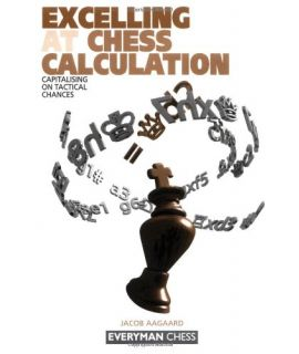 Excelling at Chess Calculation by Aagaard, Jacob