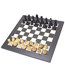 Zwart bruidspaard schaakspel (#6)