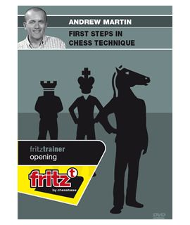 First Steps in Chess Technique by  Andrew Martin
