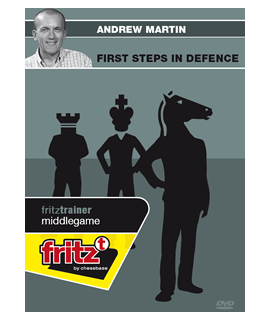 First Steps in Defence by  Andrew Martin