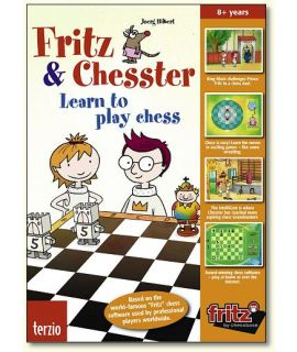 Fritz and Chesster - Part 1