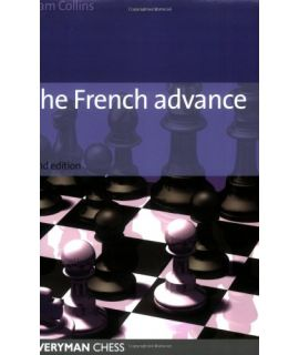 French Advance, 2nd ed by Collins, Sam