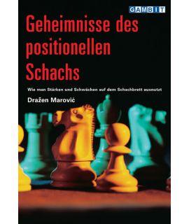Geheimnisse des positionellen Schachs - Marović