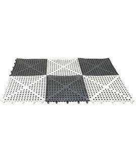 Flexibel buiten schaakbord voor koningshoogte 31 cm