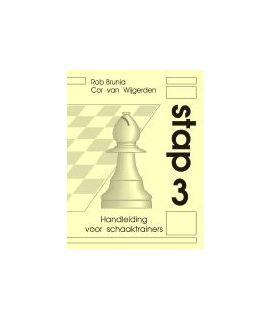 Handleiding voor schaaktrainers Stap 3 - Stappenmethode
