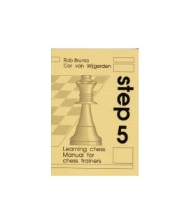 Manual for chess trainers Step 5 - The Steps Method