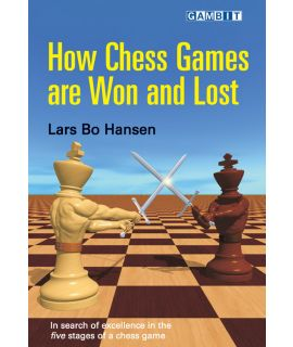 How Chess Games are Won and Lost - Lars Bo Hansen