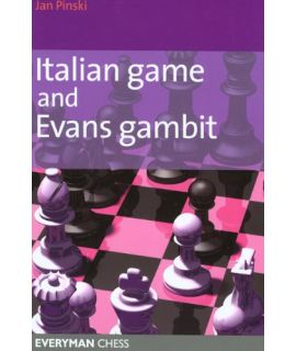 Italian and Evans Gambit by Pinski, Jan