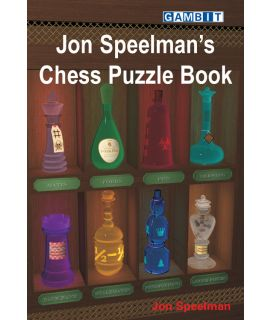 Jon Speelman's Chess Puzzle Book - Speelman
