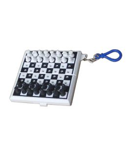 Mini keychain chess set