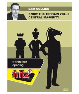 Know the Terrain Vol. 3: Central Majority by  Sam Collins