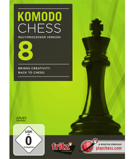 Komodo Chess 8 - Multiprocessor Version