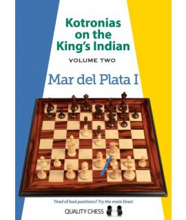 Grandmaster Repertoire - Kotronias on the King's Indian Mar del Plata I - Vassilios Kotronias
