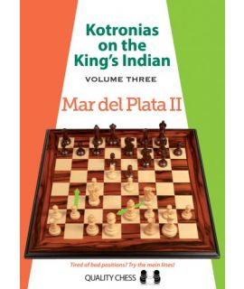 Grandmaster Repertoire - Kotronias on the King's Indian Mar del Plata II - Vassilios Kotronias