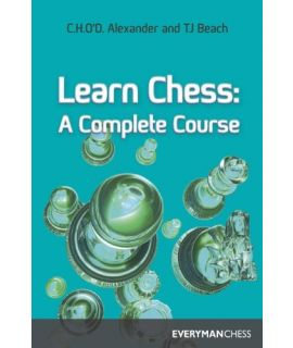 Learn Chess A Complete Course  by Alexander & Beach