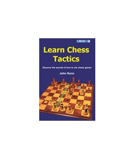 Learn Chess Tactics - Nunn