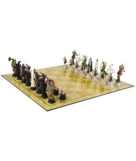 Chess set Lord of the Rings - The Hobbit