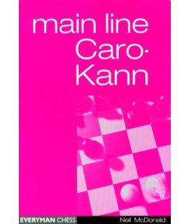 Main Line Caro Kann by McDonald, Neil