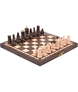 Mini royal chess set
