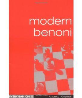 Modern Benoni by Kinsman, Andrew