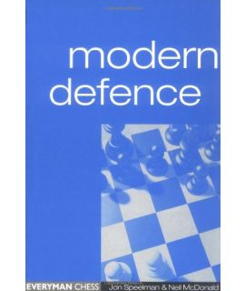 Modern Defence by Speelman, Jon  & McDonald,Neil