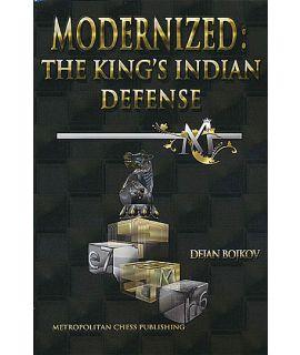 Modernized The King's Indian Defense - Dejan Bojkov