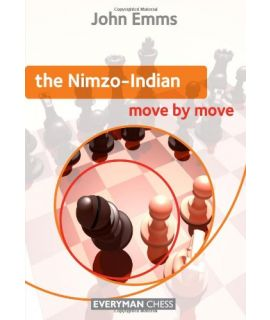 Nimzo-Indian Move by Move, The  by Emms, John