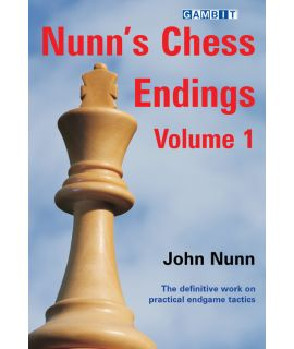 Nunn's Chess Endings volume 1 - Nunn