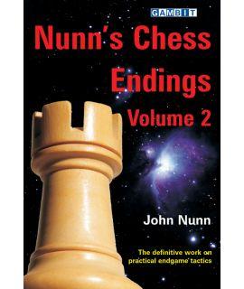 Nunn's Chess Endings volume 2 - Nunn
