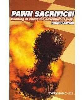 Pawn Sacrifice by Taylor, Timothy