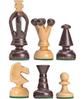 Kleine parel schaakstukken 65 mm (#2)