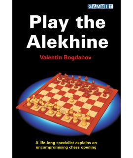 Play the Alekhine - Bogdanov