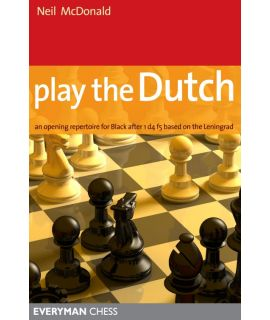 Play the Dutch by McDonald, Neil