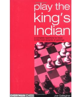 Play the King's Indian by Gallagher, Joe