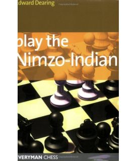Play the Nimzo-Indian by Dearing, Edward