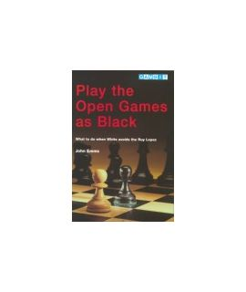 Play the Open Games as Black - Emms