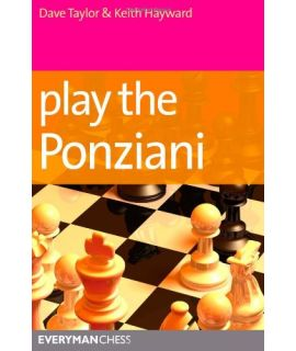 Play the Ponziani by Taylor, Dave, Hayward, Keith