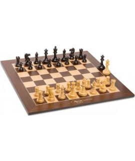 Judit Polgar chess set - size 6